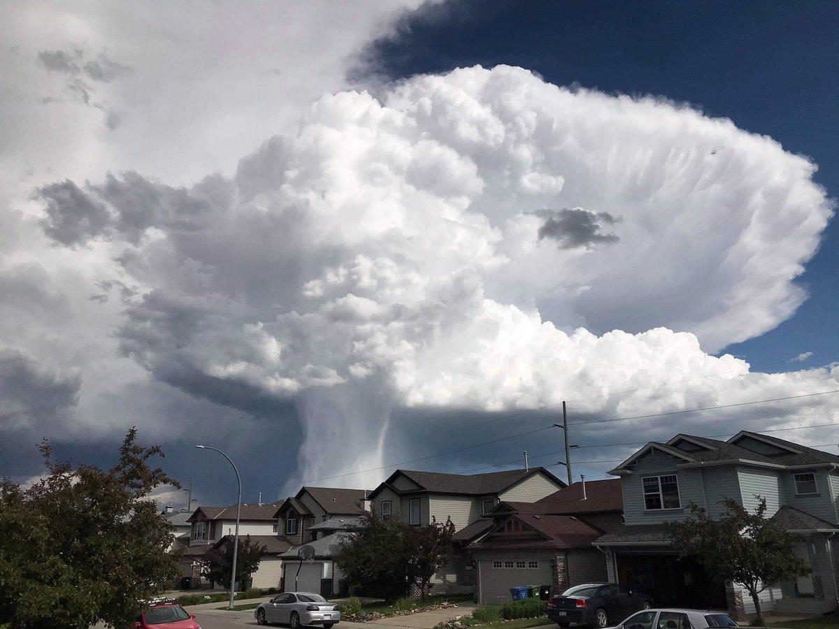 Yesterday near Calgary, Alberta, Canada!