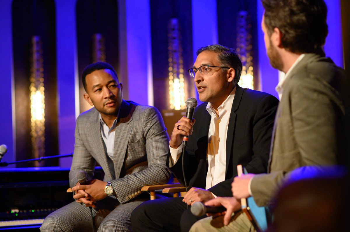 Neal Katyal On Twitter So Honored To Share The Stage Last Night W The Amazing Johnlegend Sacca To Talk About Georgetownicap John Not Only Wowed Us With Redemption Song He Taught Us Thread on whether mueller report will be public, and @washingtonpost story about trump hiring many new lawyers to assert exec. neal katyal on twitter so honored to