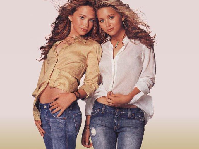 Happy Birthday Mary-Kate and Ashley Olsen!