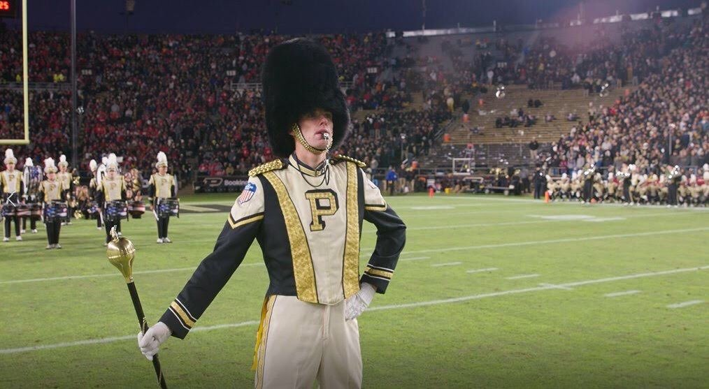"""🎥 JUST RESLEASED  Take The Field Season 1, ep 3 """"Purdue"""" Directed by David Parrella  Presented by @udrillbook   The @CollegeMarching team takes you inside one of the biggest wins in @BoilerFootball history from the perspective of the @PurdueBands. Watch: https://t.co/Kl2lGvVbfO https://t.co/IrW7GRqw8F"""