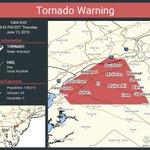 Image for the Tweet beginning: Tornado Warning including Glassboro NJ,