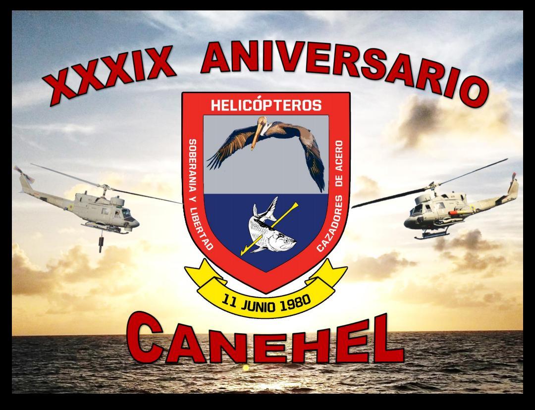 #HOY La Tripulación del @ARB_CANB Felicita a las Damas y Caballeros del Mar de Nuestros Cazadores de Acero @ARB_CANEHEL en su XXXIX Aniversario, siendo Garantes de la Soberanía de Nuestra #VenezuelaAzul BZ https://t.co/Csd56SXfXY