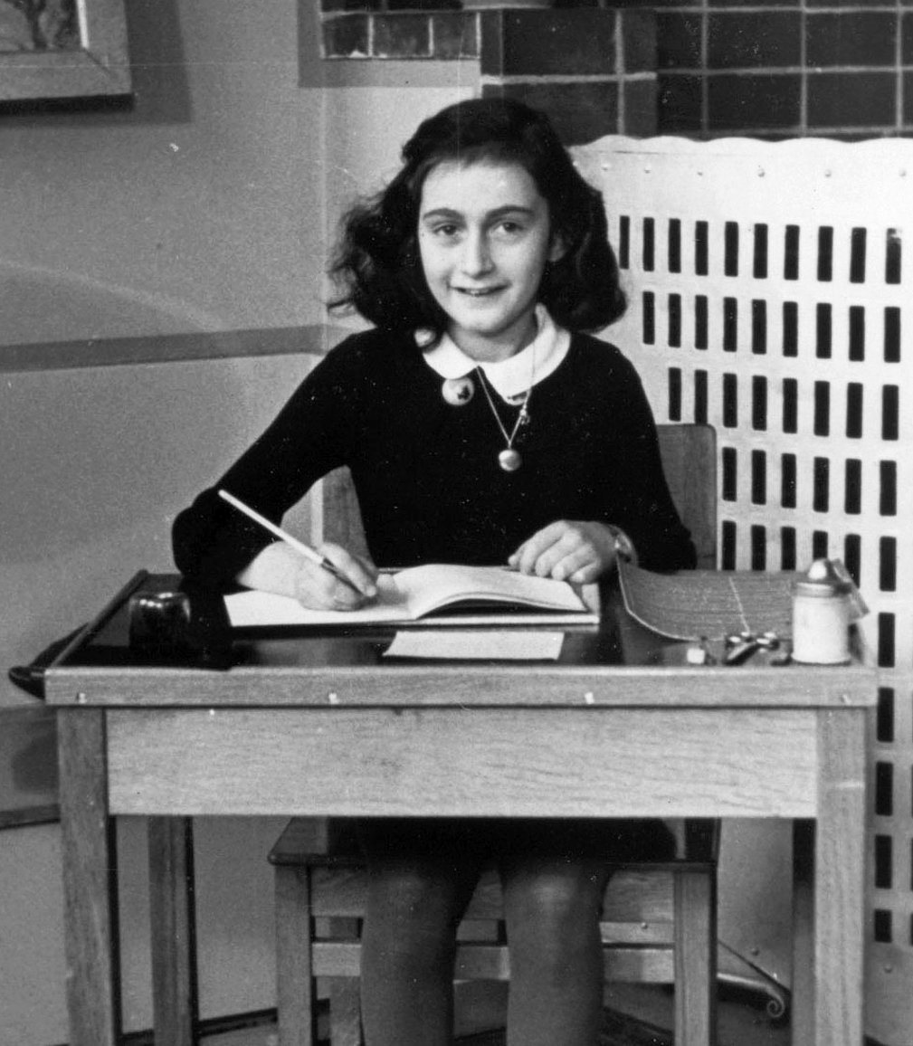 12 June 1929: Anne #Frank, the #Dutch girl whose diary became famous after she was killed in the #Bergen-Belsen concentration camp in #Germany during the Holocaust, is born in Frankfurt, Germany. #WWII #WW2 #history #HappyBirthday #AnneFrank