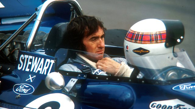 Happy 80th birthday to Jackie Stewart, my favorite driver not named Mario Andretti.