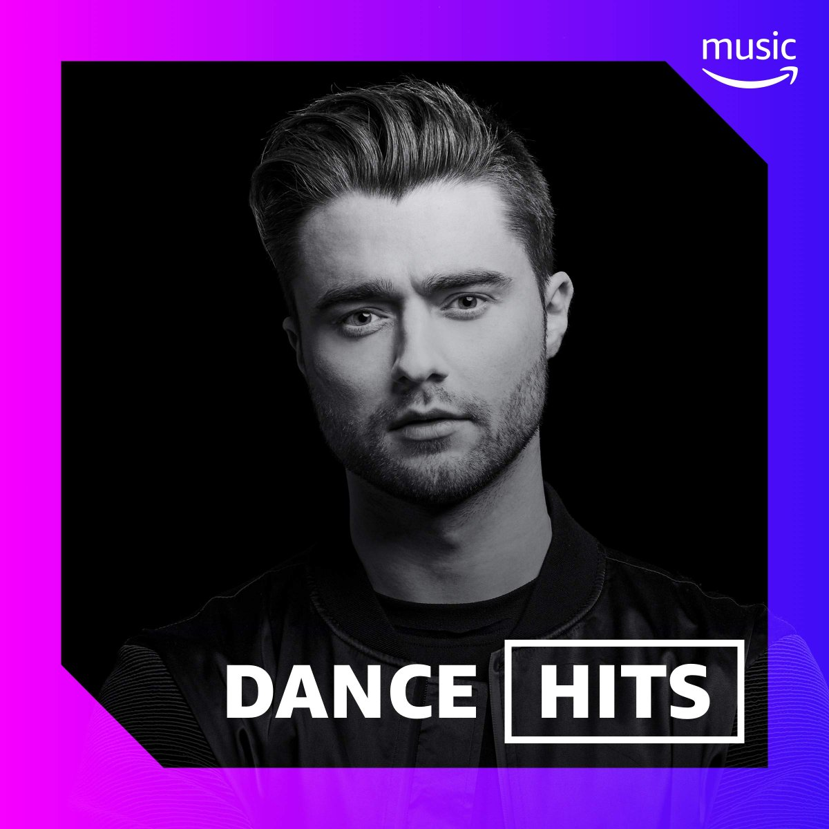 Shoutout to @AmazonMusicCAN for tossing me on the cover of their DANCE HITS playlist <3 <3