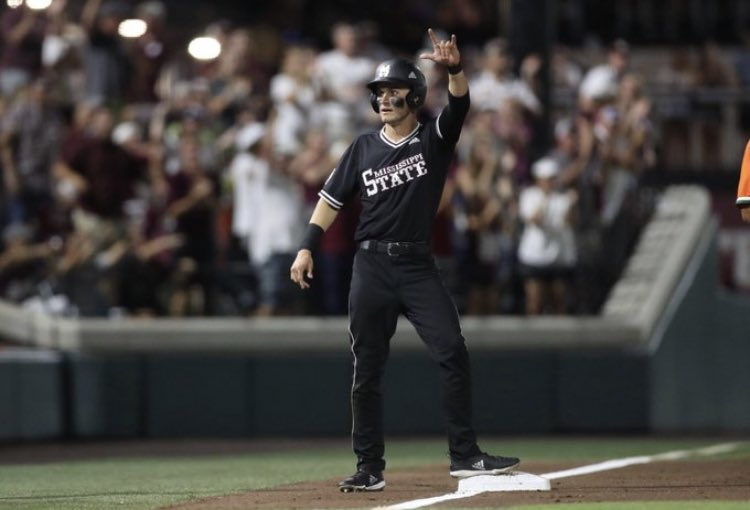 RETWEET if you're rooting for @HailStateBB to win it all in Omaha!
