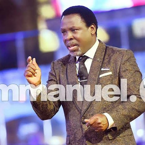 I wish a very special father a joyous and blessed 56 birthday.  Happy Birthday Prophet T. B. Joshua.