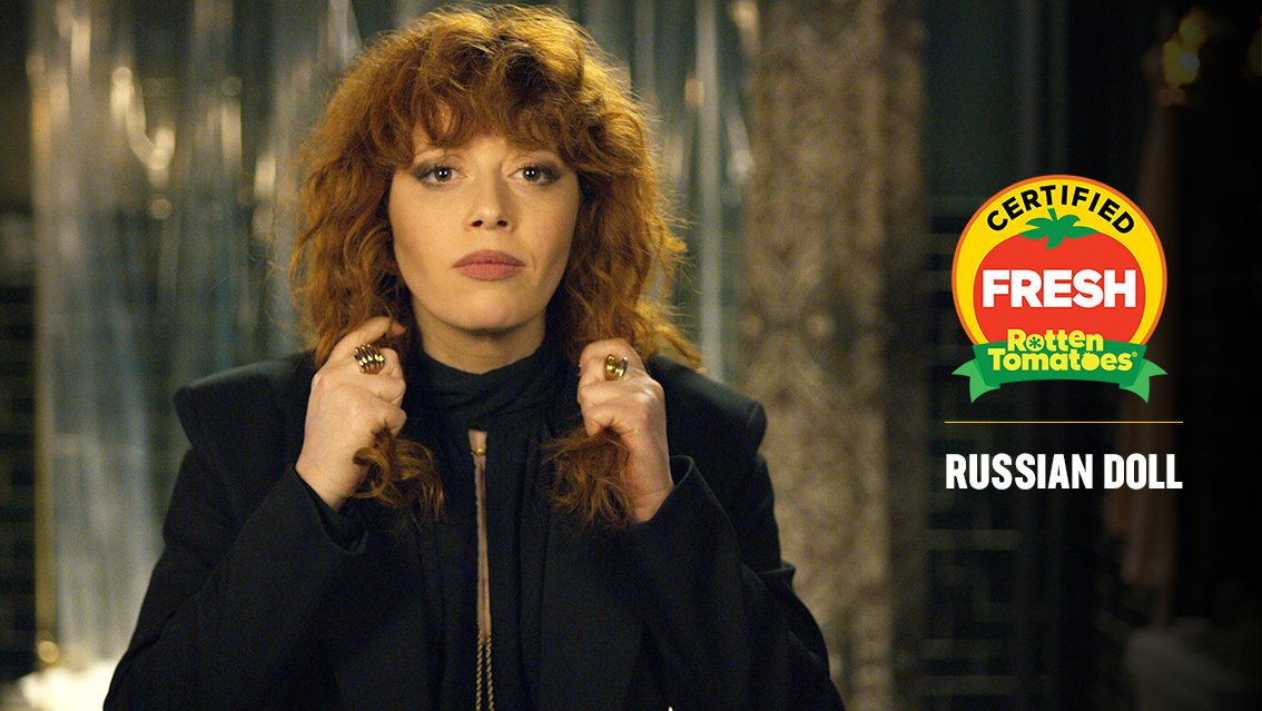 @RottenTomatoes's photo on #RussianDoll