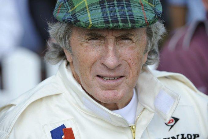 Happy 80th Birthday to Sir Jackie Stewart.