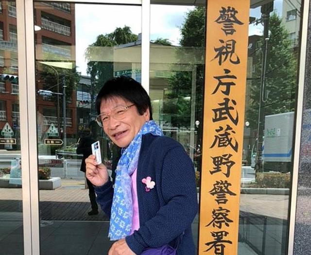 【区切り】72歳・尾木ママが運転免許を返納、高齢ドライバーの事故多発受け 返納後は「人を傷つけたらどうしようという気持ちがなくなった安心感と解放感の方が大きい」と語った。