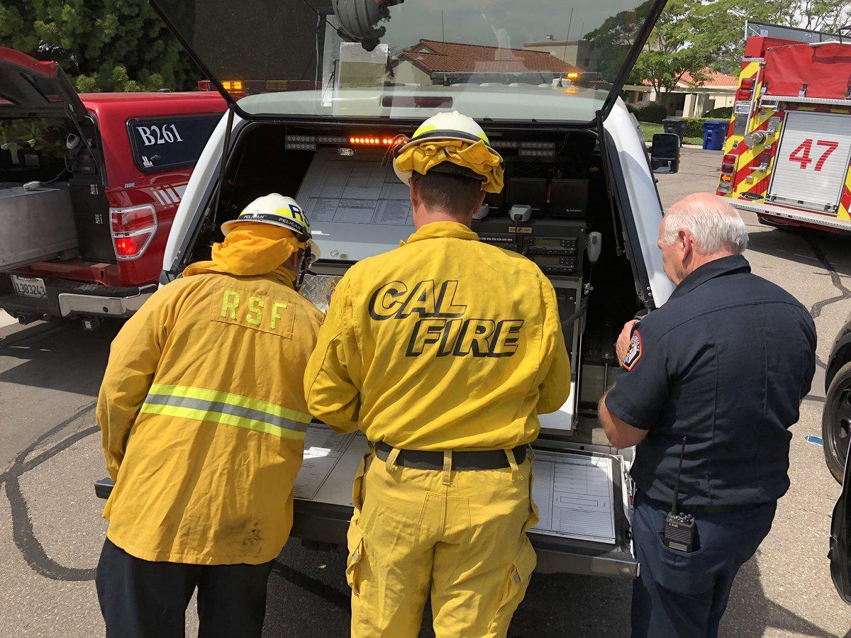 Cal fire san diego jobs