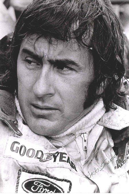 Happy 80th Birthday to 2-time winner, Sir Jackie Stewart!