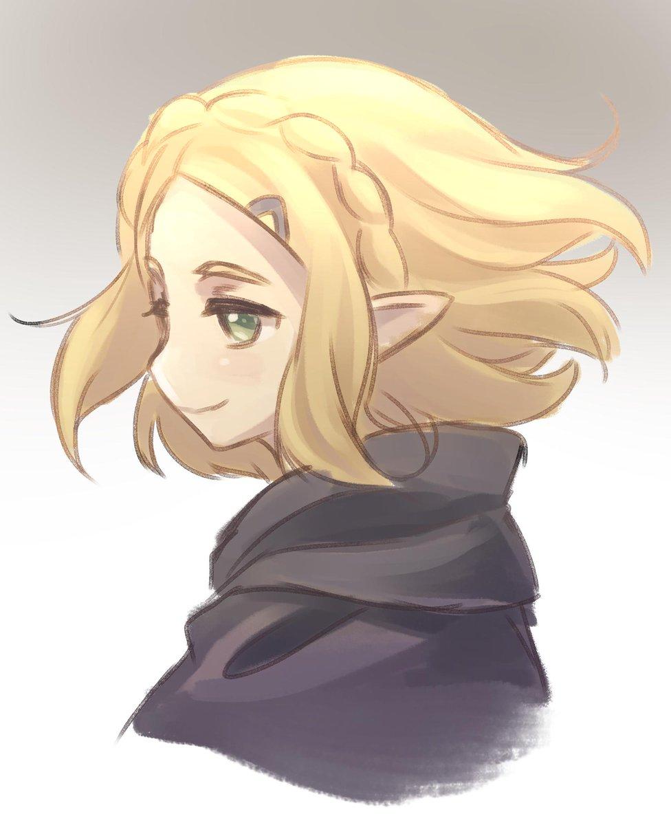 Emiko On Twitter Short Haired Zelda From The New Botw 2 Trailer Nintendodirecte3 E32019
