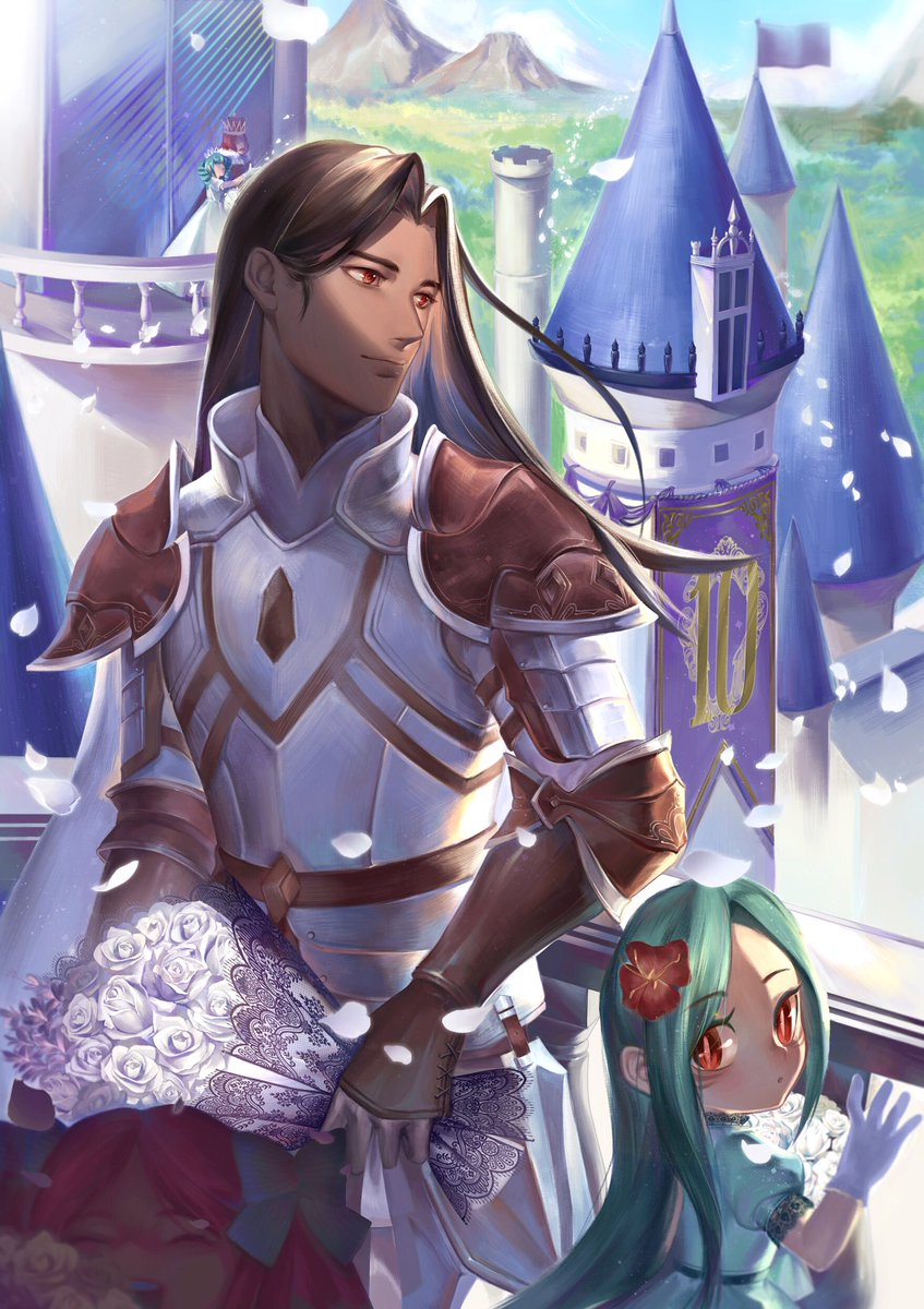 Happy 10th anniversary #GingerBrave10th #CRFanArtBook  #Cookierun <br>http://pic.twitter.com/64oB8HNLD3
