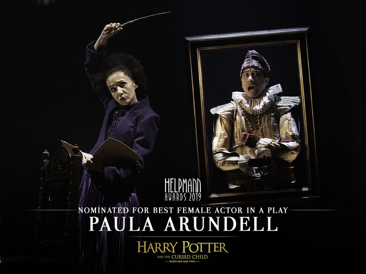 Harry Potter and the Cursed Child AUS on Twitter: