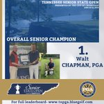 Image for the Tweet beginning: Congratulations to our Senior Champion