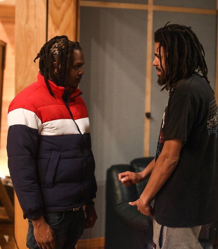 "J. Cole, JID, Bas, EarthGang & Young Nudy are releasing a collab tomorrow titled 'Down Bad', the first single off of Dreamville's ""Revenge of the Dreamers III"" <br>http://pic.twitter.com/exMNMvTAEG"