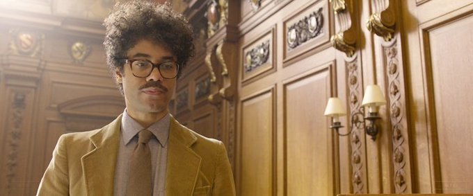 Richard Ayoade was born on this day 42 years ago. Happy Birthday! What\s the movie? 5 min to answer!