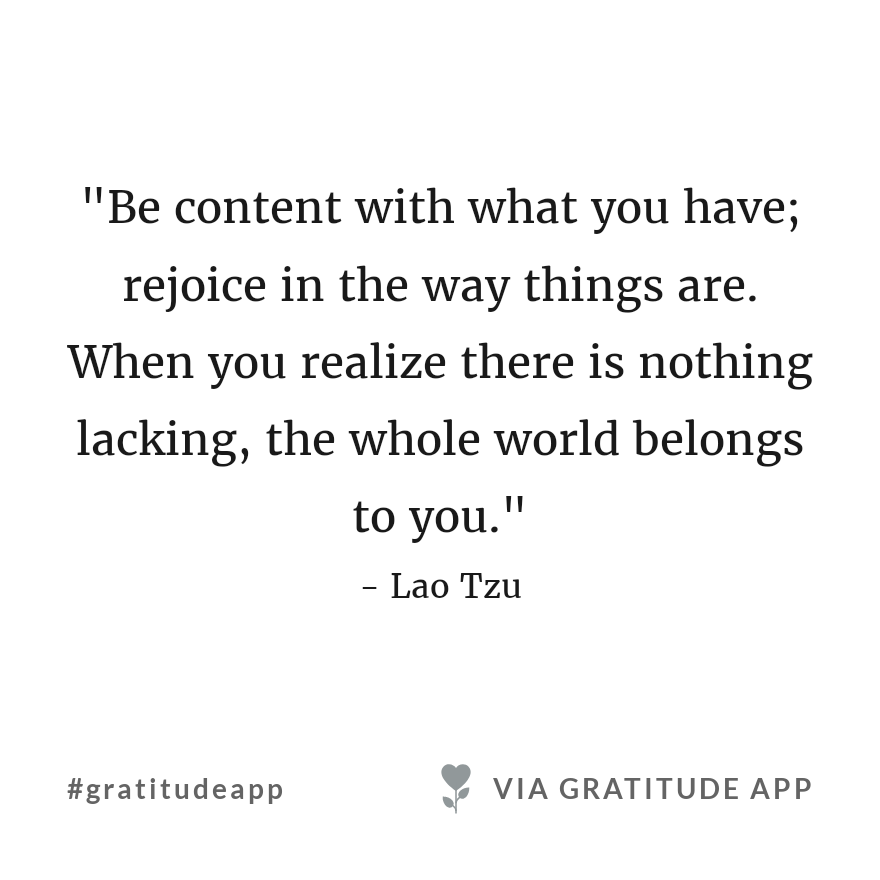 This is what gratitude is all about. We often spend our times thinking about what we don't have that we forget of what we are blessed. Be grateful for everything that you have and have a blessed day!  #gratitudeapp #afewgoodnews<br>http://pic.twitter.com/Zw2lwbnokG