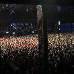 Image for the Tweet beginning: Full Crowd in São Paulo!