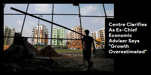 """Lead story now on http://ndtv.com: Estimates of country's economic growth based on """"accepted procedures, methodologies and available data"""", says government in response to Arvind Subramanian on GDP estimates https://www.ndtv.com/india-news/gdp-estimates-based-on-accepted-procedures-centre-rebuts-ex-chief-economic-advisor-2051667…#NDTVLeadStory"""