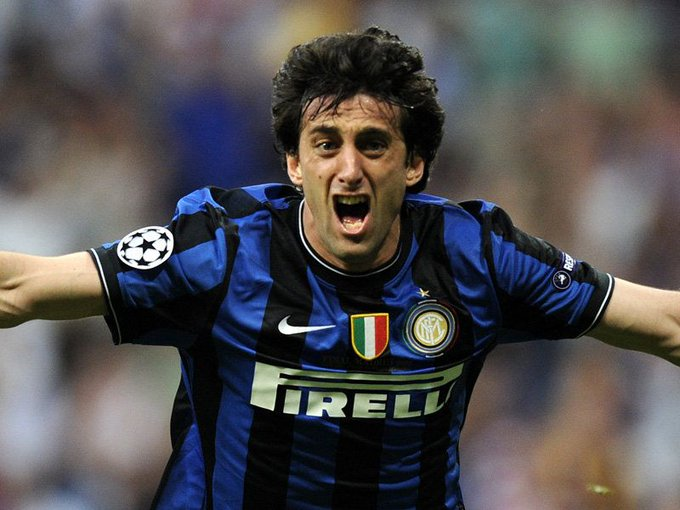 Happy Birthday, Diego Milito  The best ever Argentinian striker to play in Serie A is: ________