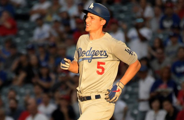 BREAKING: Initial indication from the #Dodgers is Corey Seager sustained a pretty significant hamstring strain.https://dodgerblue.com/dodgers-injury-news-corey-seager-hamstring-strain-mri-determine-timetable/2019/06/11/…