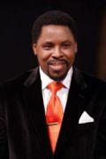 Happy Birthday, T.B. Joshua! June 12, 1963 Nigerian Pastor, televangelist and philanthropist