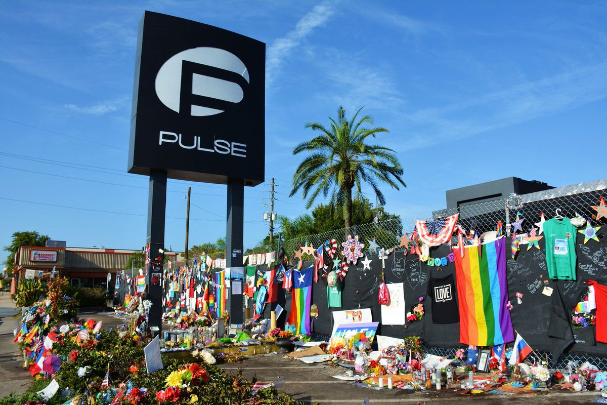 3 years 💔#SayTheirNames #HonorThemWithAction #Pulse