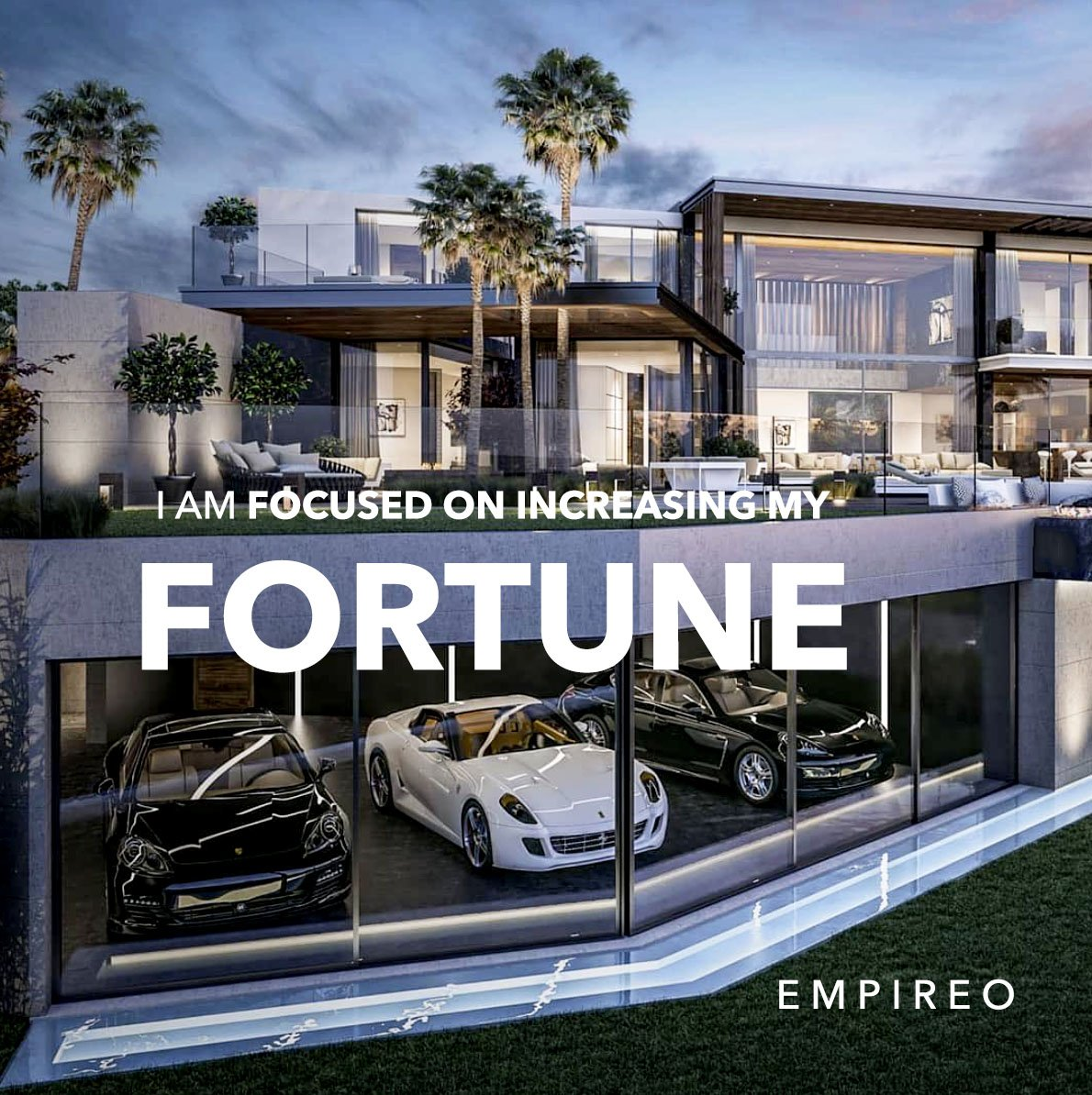 """I am #FOCUSED on increasing my #FORTUNE👌🔝  """"QUANTUM LEAP TO MILLIONAIRE""""💰💎 ▶️ I want to know more about the program https://empireoquantumleap.com/  #MILLIONAIREMINDSET #LUXURYLIFE #EXPLOITINGYOURMENTALMINE"""