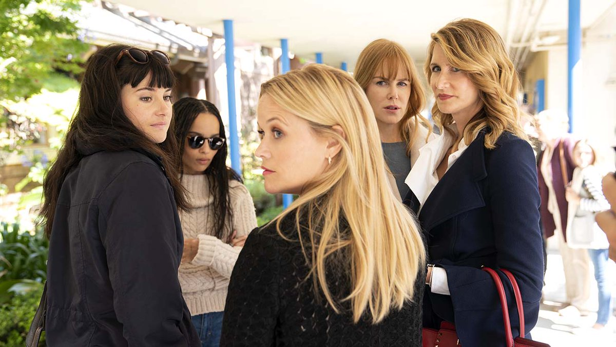 HBO #BigLittleLies  began its second season Sunday with its second-largest audience ever  http:// thr.cm/XlKGh6     <br>http://pic.twitter.com/8O47RBD1IO