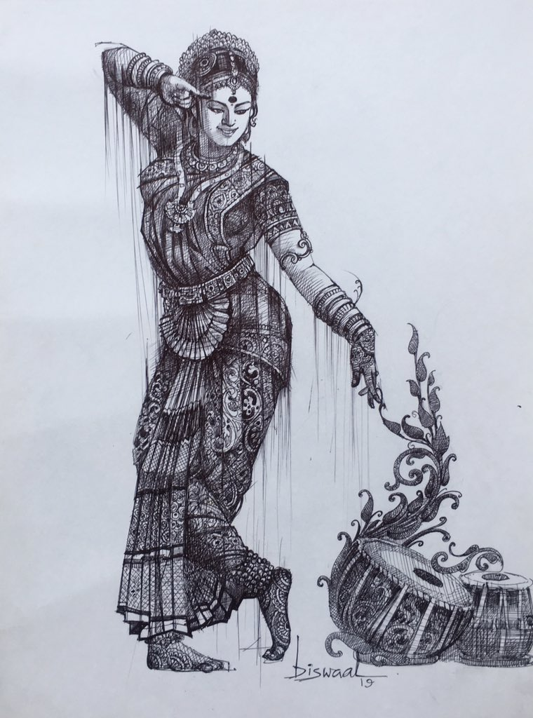 Supriya On Twitter Such A Beautiful Sketch