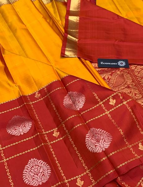 Grab the latest collections of pure kanchivaram Silk Saree from the house of http://Dailybuyys.com   ✓Free shipping and COD!!  ✓Click here : http://bit.ly/2K55uZP   #kanchivaram #kanchivaramsaree #kanjivaramsaree #rufflesaree #linensaree #handloomsaree #summercollection
