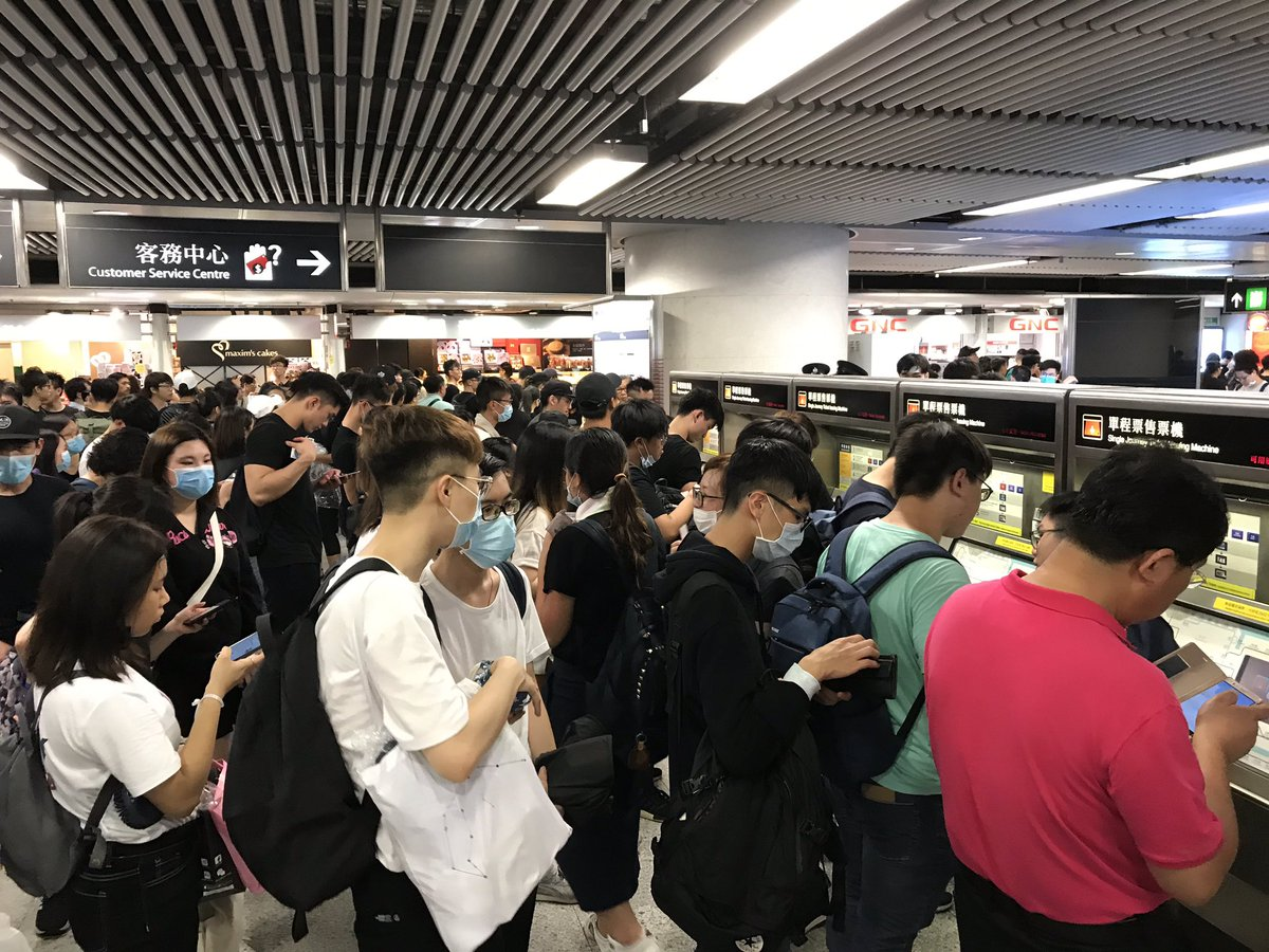 Extradition law: Why Hong Kong protesters didn't use own metro cards