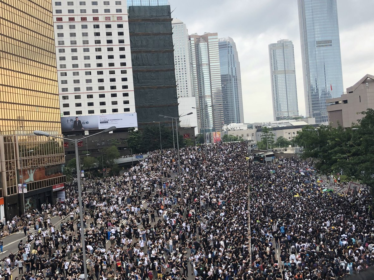 @jeffielam's photo on #ExtraditionBill