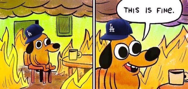 Dodgers rn on Seager's injury.