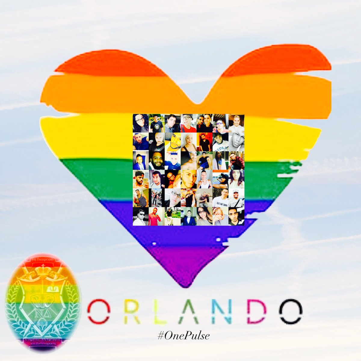 Today We Are Remembering Orlando's 49 Angels.#onepulse