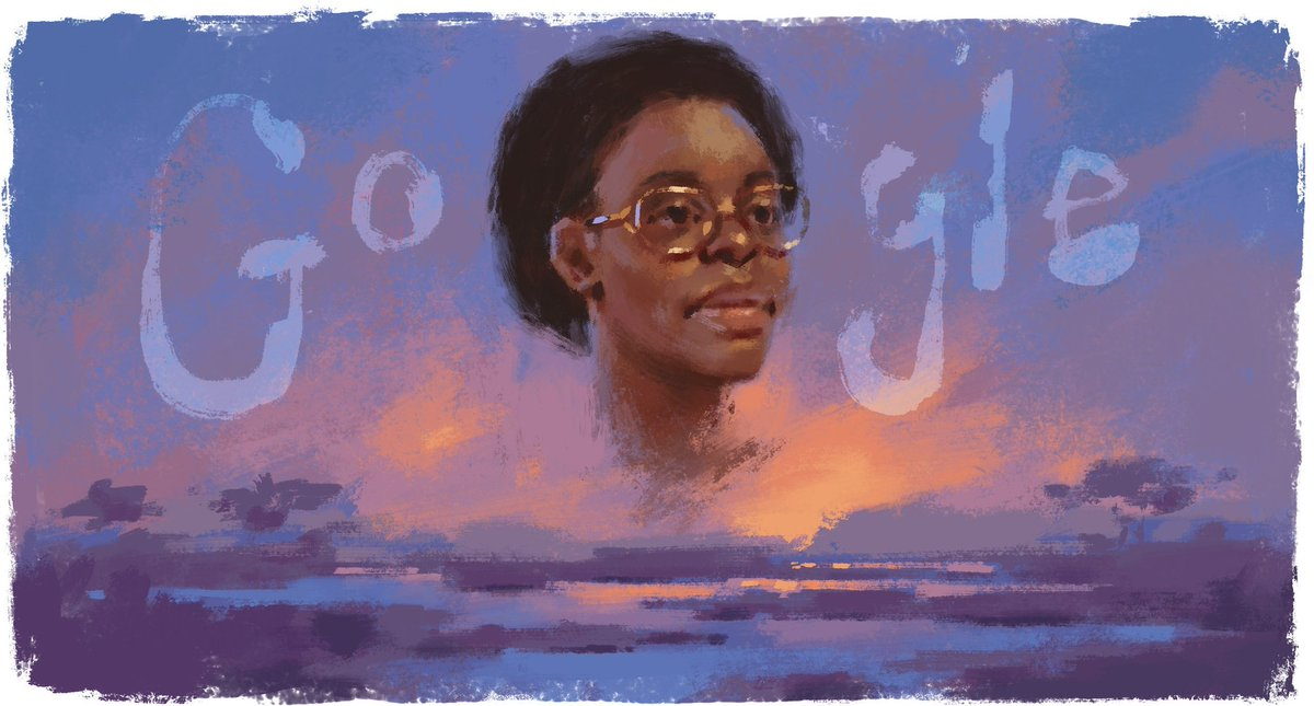 As Google celebratesKenyan award-winning author, activist and doctor, the late Dr Margaret Ogola, author of The River and the Source with a #GoogleDoodle <br>http://pic.twitter.com/nf0tpjdCgN