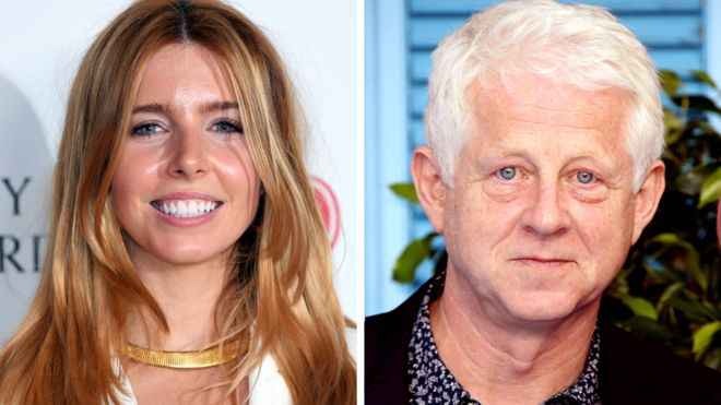 Richard Curtis suggests @comicrelief is to send fewer celebrities abroad after criticism stars like @StaceyDooley were going to Africa as white saviours. bbc.co.uk/news/entertain…