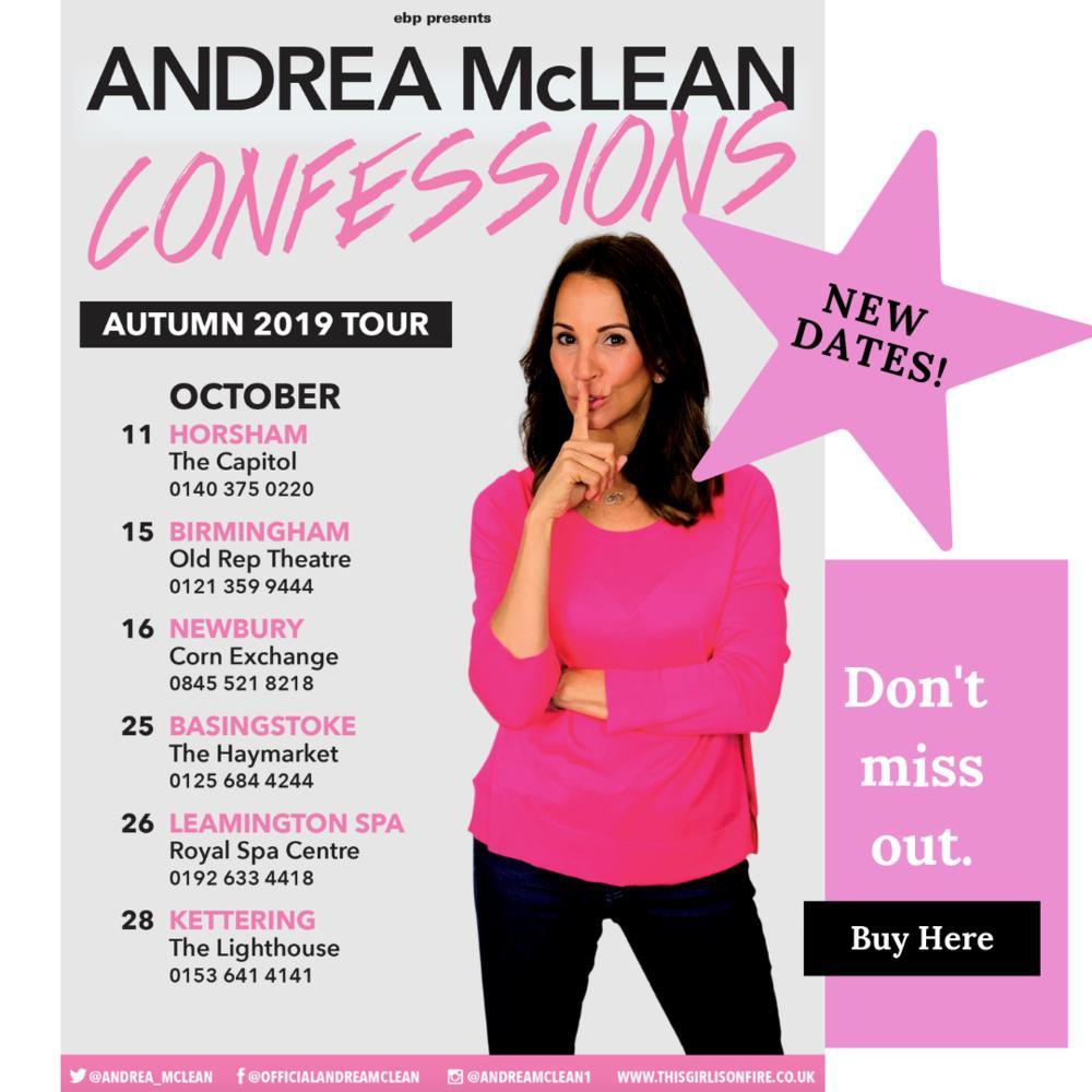 Andrea McLean Presenter, Author, Mum (@andrea_mclean) | Twitter