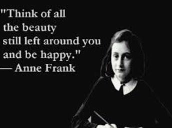 #AnneFrank (Annelies) was born 90 yrs ago. She is one of the greatest heroes in history. She believed she had the power to help people & make a difference in the🌎& she did, 1 life at a time! Anyone who knows me well understands why her legacy lives in my soul. #StarfishClub