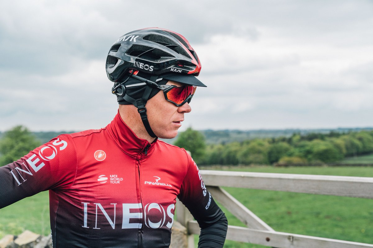 Team INEOS can confirm that Chris Froome crashed during a recon of stage four of the Criterium du Dauphine today. He is currently on his way to a local hospital and won't start today's fourth stage. We will provide a further update in due course.