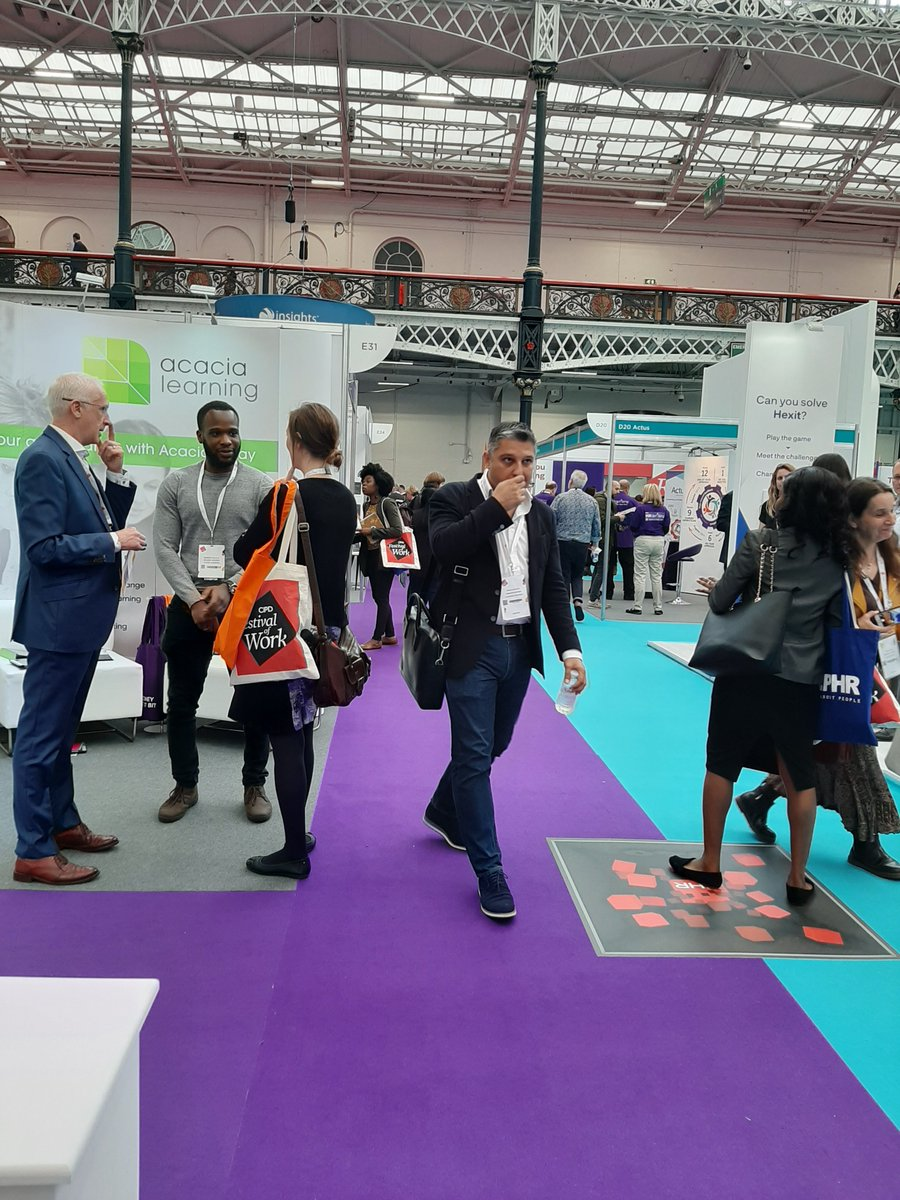 Did you know we also offer courses in Leadership and Management, Health and Safety and so much more... Visit stand E31 to find out about what we offer