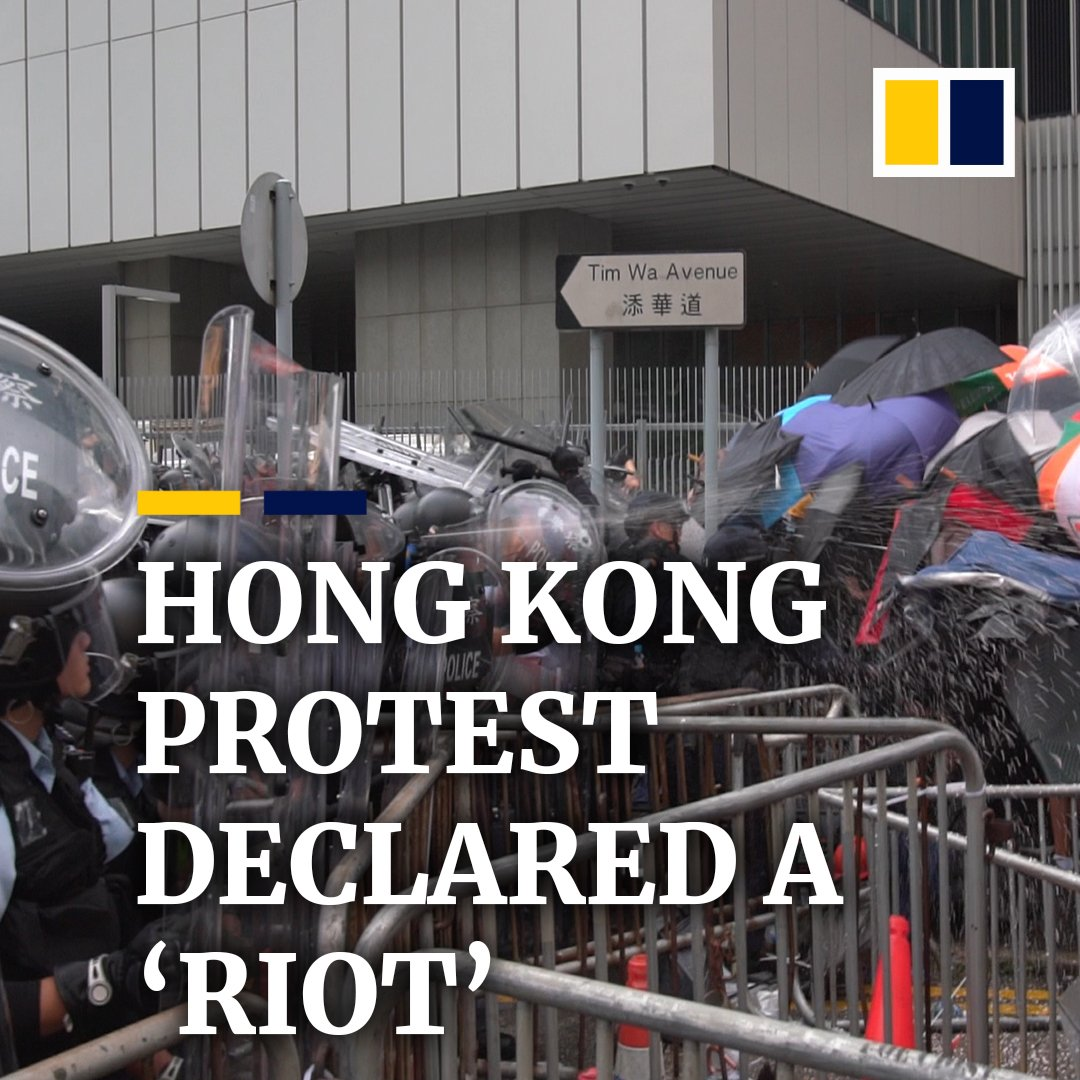 @SCMPNews's photo on #ExtraditionBill