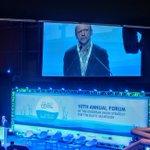 Image for the Tweet beginning: #EUinmyRegion Deputy Director General Normunds