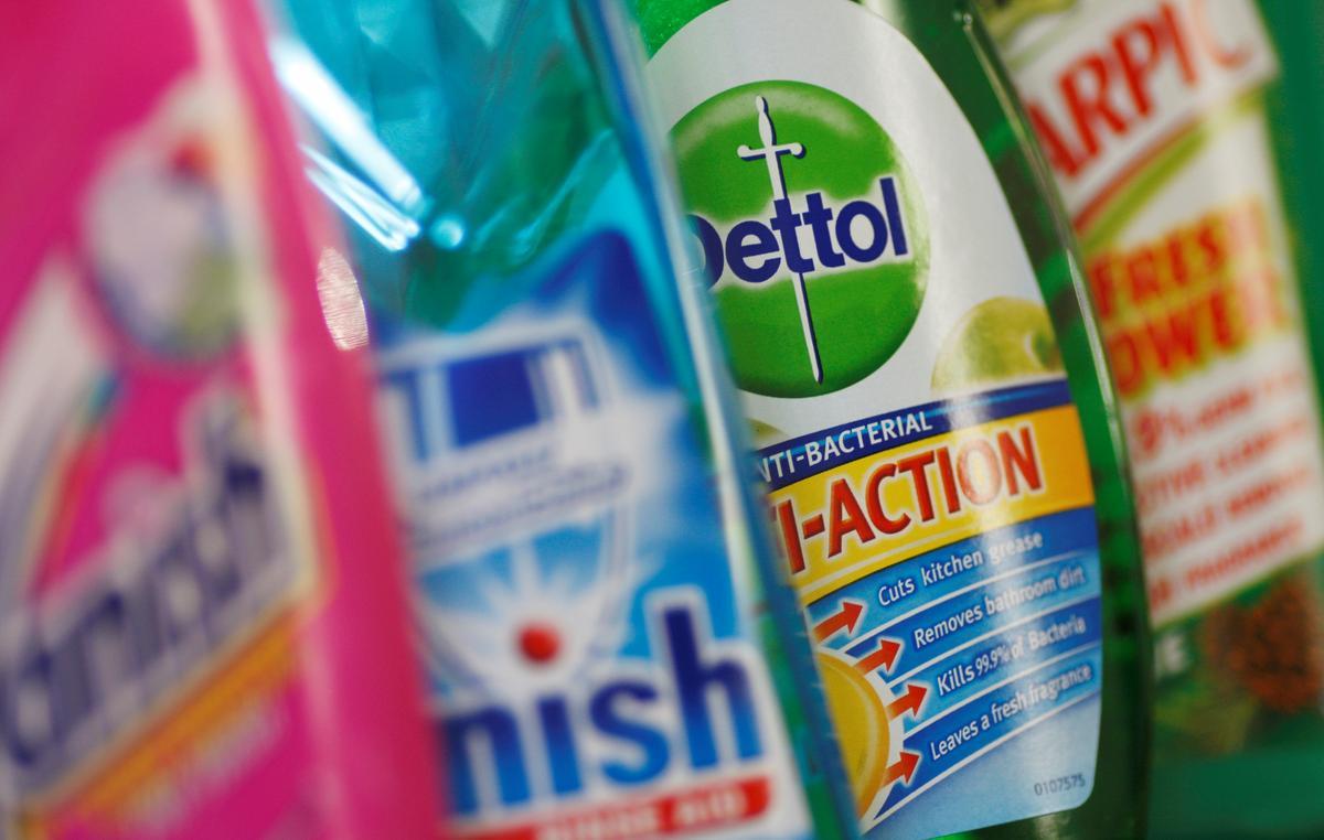 Reckitt picks PepsiCo executive as next CEO https://t.co/dYNJZMyTO1 #news #business #social https://t.co/IqEzZy2T6J