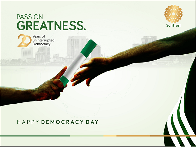 When we stand for our rights, then we stand for freedom. Freedom is what we need, freedom is what we crave.  #NgDemocracyAt20 #DemocracyAt20 Happy Democracy day.<br>http://pic.twitter.com/uyTybP4HfQ