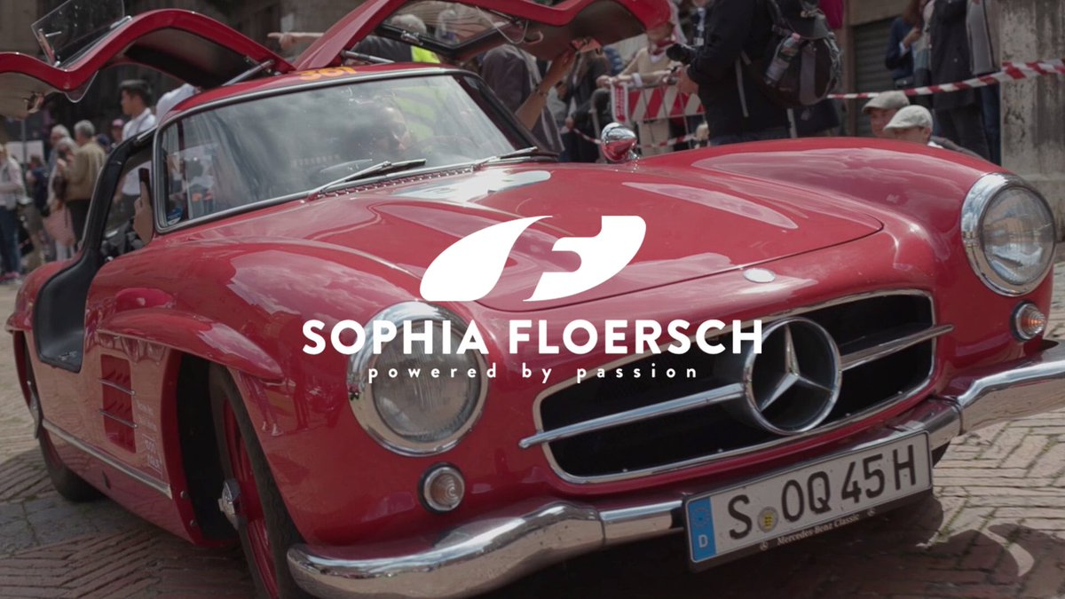 👉🏻https://t.co/S33NoT6iUz 🎞Vlog @millemiglialive online😀😎 on the 🇮🇹road with an amazing 2M ⭐️#300SL #Gullwing. #sophia #Mbmille #MBclassic @MercedesBenz @MB_Museum @HuesgesGruppe  What a 🔥ride❤️💚❤️ https://t.co/d67rsHfbNE