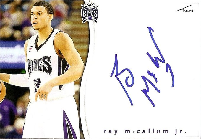 Happy birthday to Ray McCallum Jr who turns 28 today. Enjoy your day