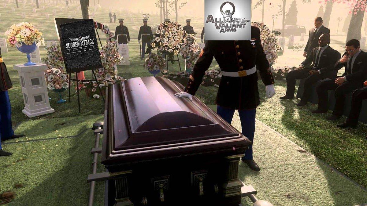 RT @kumakumao12: R.I.P サドンアタック 2005-2019 葬儀に参列したのはAVA氏だけだった模様 https://t.co/89zlbbXM8Z